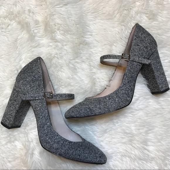 7d0314e5d5d2 Louise et Cie Shoes - Louise et Cie Tweed Jayde Mary Jane Pump Size 7